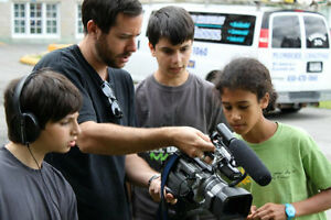 Multimedia and Drama Activities for Youth