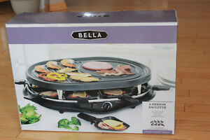 BELLA - 8 person Raclette Party Grill