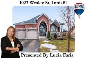 Gorgeous model like home on Wesley St Innisfil