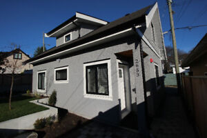 Laneway  2 bedroom new Vancouver - Fraserview - Killarney