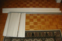 Verticle Blinds/Stores