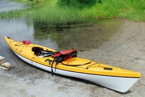 Delta 15S Touring Sea Kayak
