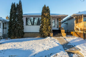 University 3 + 2 bdrm w/ legal bsmt suite in Allendale!