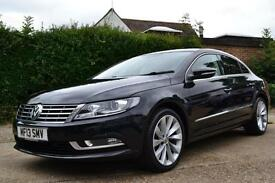 2013 VOLKSWAGEN CC GT TDI BLUEMOTION TECHNOLOGY DSG COUPE DIESEL