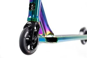Lucky Scooters Covenant Pro Scooter in Neo Chrome