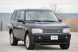 2008 Land Rover Range Rover 4WD SUPERCHARGED Finance! Certified