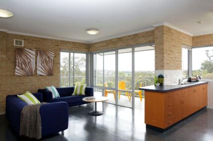 Student apartments on campus at Edith Cowan University (Bunbury)!