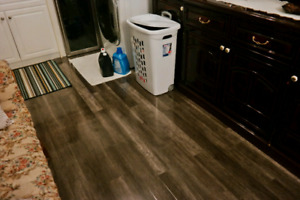 Laminate installation from 80 cent free estimate.