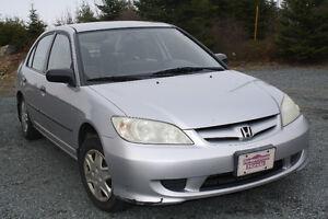 2004 Honda Civic SE Sedan