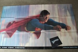 1978 Superman: The Movie poster