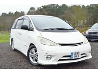 FRESH IMPORT 2004 FACE LIFT TOYOTA ESTIMA PREVIA G EDITION 2.4 PETROL AUTO