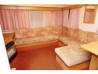 Two bedroom mobile home for rent.
