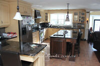 KITCHEN CABINET PAINTING ☆ 902-209-0515 ☆