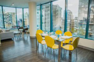 $266+ Student Residence in downtown Vancouver (GEC VIVA)