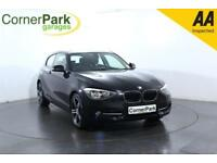 2013 BMW 1 SERIES 116I SPORT HATCHBACK PETROL