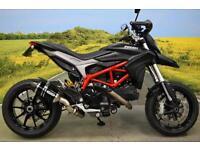 Ducati Hypermotard 2015 ** ARROW EXHAUST, 4734 MILES, TAIL TIDY