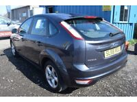 Ford Focus 1.6 Style Auto (grey) 2009