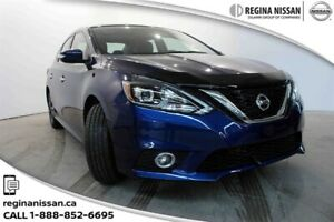 2017 Nissan Sentra 1.6 SR Turbo 6sp