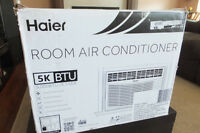HAIER 5,000 BTU room air conditioner