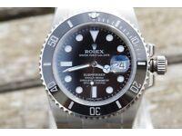 Rolex Submariner v8 116610LN 3135