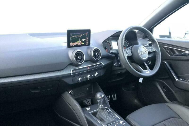2019 Audi Q2 S line 30 TDI  116 PS S tronic Semi Auto Estate Diesel Automatic