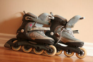 K2 roller blades in Great condition