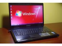 "Laptop Advent 15.6"" 3GB RAM 320GB HDD with Webcam HDMI"