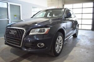 2013 Audi Q5 PREMIUM / QUATTRO / NAVI / BLUETOOTH / PARKING SEN