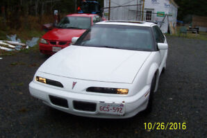 FOR SALE : 1991 PONTIAC GRAND PRIX GT