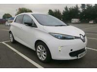 2015 Renault Zoe Renault Zoe Dynamique Nav Auto Hatchback Electric Automatic