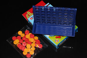 PUISSANCE 4-POCHE/POCKET-CONNECT 4-JEU/GAME (NEUF/NEW)