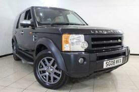 2008 08 LAND ROVER DISCOVERY 2.7 3 TDV6 XS 5D 188 BHP DIESEL