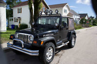 2000 Jeep TJ  Sahara/Rubicon Coupé (2 portes) NEG
