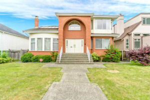 Beautiful bright house in Arbutus Van West for rent