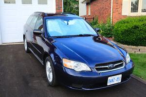 2007 Subaru Legacy 2.5i Wagon