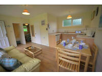 CHALET WEST WALES..£3650 to buy lease includes site fees 2017 ..stunning holiday home