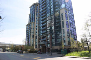 Fully furnished 2 br 2 bath next to skytrain avail Feb 1st!