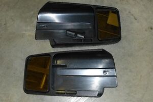 Towing mirrors for Ford F150