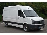 2.0 CR35 TDI 5D 107 BHP MWB HIGH ROOF DIESEL MANUAL PANEL VAN 2012