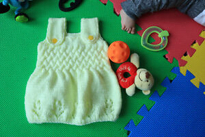 Custom knitting