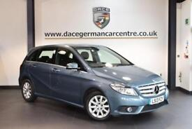 2013 13 MERCEDES-BENZ B CLASS 1.8 B180 CDI BLUEEFFICIENCY SE 5DR AUTO 109 BHP DI
