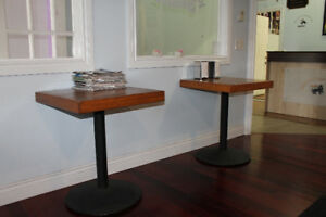 Cafe Tables, Stools & Chairs