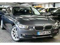 2014 BMW 3 Series 2.0 320D LUXURY 4d 184 BHP Saloon Diesel Automatic