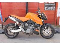 2005 05 KTM 990 SUPERDUKE * 6MTH WARRANTY, LONG MOT*