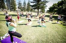 Yoga classes on the Gold Coast Surfers Paradise Gold Coast City Preview