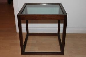 60's Teck table