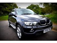 X5 BMW High Spec, Low mileage, Nav+Tv
