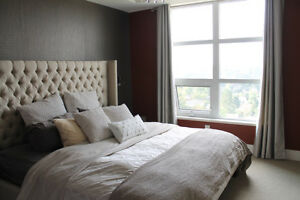 Luxurious uptown Waterloo 1 bed condo-144 Park–fully furnished