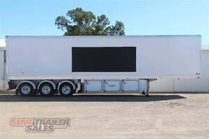 2002 Vawdrey 45FT Pantech Semi Trailer - SN#170215 Lockwood Bendigo City Preview