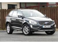 2013 VOLVO XC60 2.4 D5 SE LUX NAV GEARTRONIC AWD 5DR ESTATE DIESEL